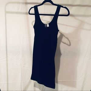 Nordstrom BP fitted tank dress